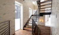 Kitsune House Stairs | Hirafu, Niseko