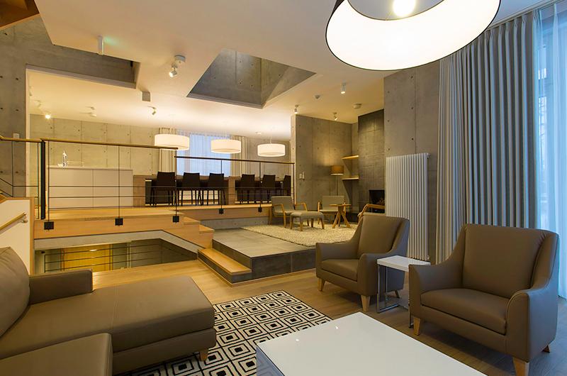 Mizunara Living Room | Hirafu, Niseko