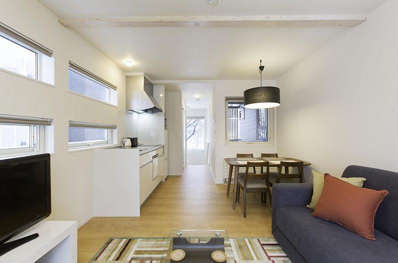 Sei Sei 2 Living Room | Hirafu, Niseko
