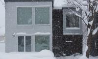 Sei Sei 2 Snow Covered Building | Hirafu, Niseko