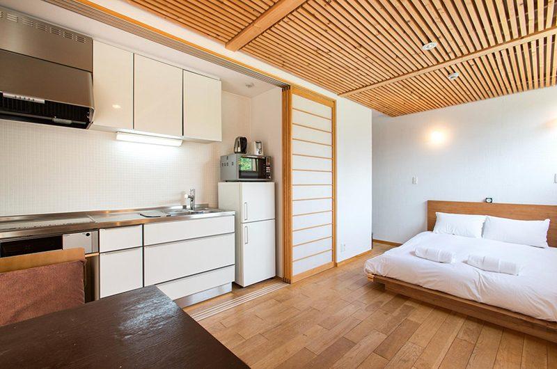 Sekka Ni 1 Bedroom Area | Hirafu, Niseko
