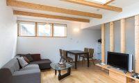 Sekka Ni 2 Living Area | Hirafu, Niseko