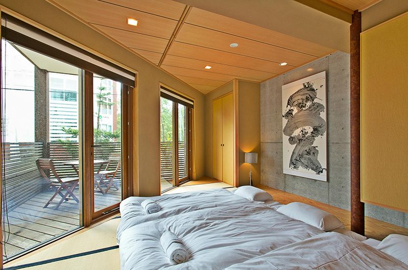 Seshu Bedroom Tatami   Hirafu, Niseko