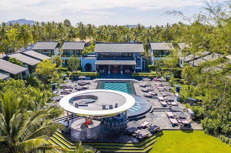 Phang Nga Natai Beach Baba Beach Club