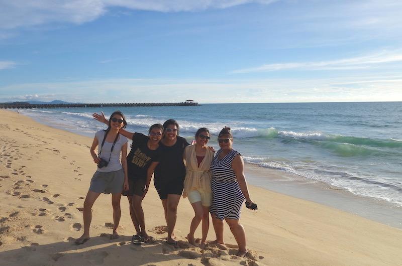 Phang Nga Natai Beach Team