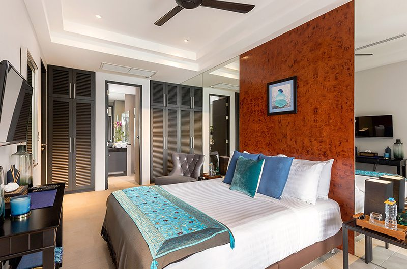 Infinity Blue Bedroom Four | Natai, Phang Nga