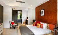 Infinity Blue Bedroom Three with Seating   Natai, Phang Nga