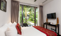 Infinity Blue Bedroom Two with TV | Natai, Phang Nga