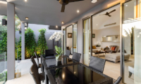 Infinity Blue Open Plan Dining Area   Natai, Phang Nga