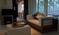 Villa Yaringa Living Area | Natai, Phang Nga
