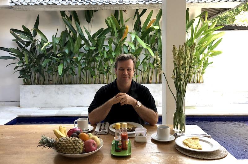 Seminyak Allure Villas Breakfast