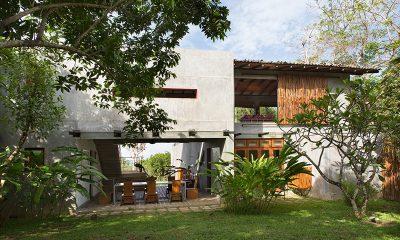 Kadju House Dining Area   Tangalle, Sri Lanka