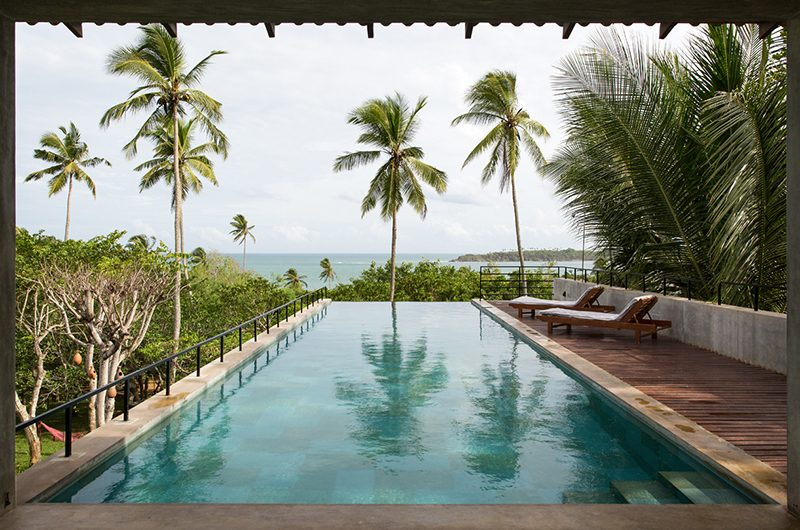 Kadju House Swimming Pool | Tangalle, Sri Lanka