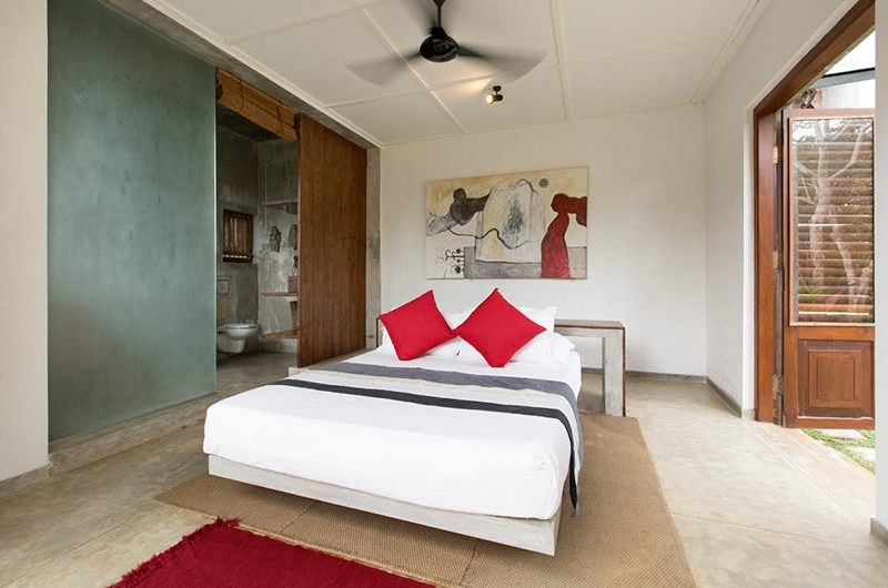 Kadju House Bedroom with Enclosed Bathroom | Tangalle, Sri Lanka