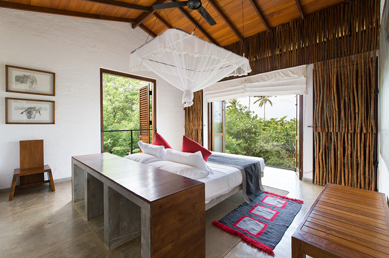 Kadju House Bedroom | Tangalle, Sri Lanka