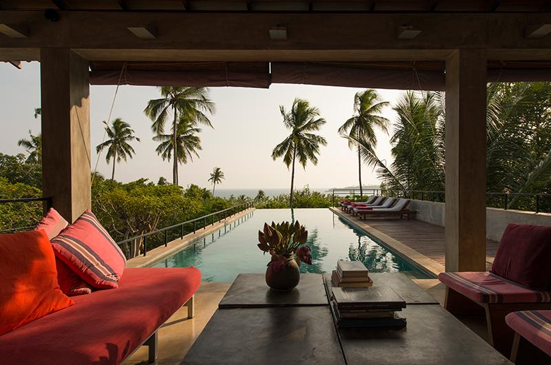 Kadju House Seating | Tangalle, Sri Lanka