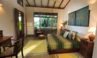 Saffron & Blue Bedroom | Kosgoda, Sri Lanka