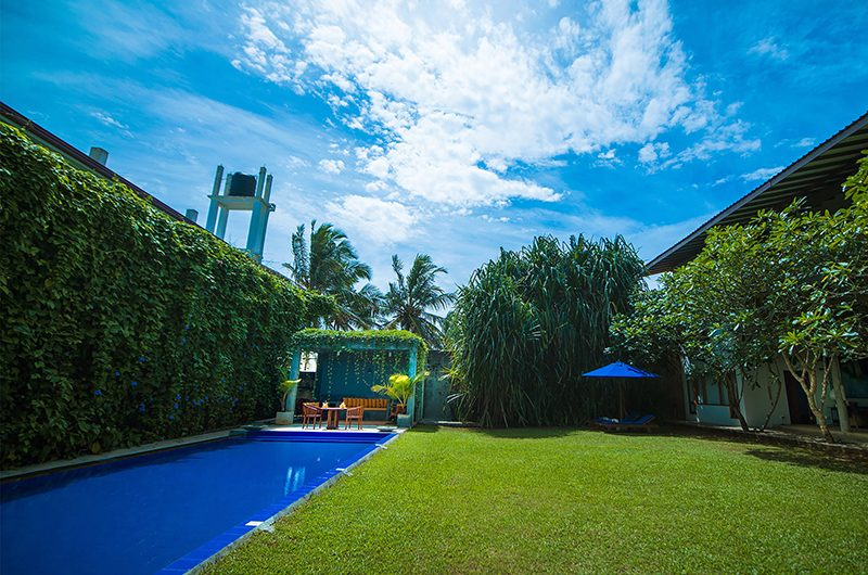 Saffron & Blue Pool and Garden | Kosgoda, Sri Lanka