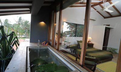Saffron & Blue Open Plan Bathtub | Kosgoda, Sri Lanka