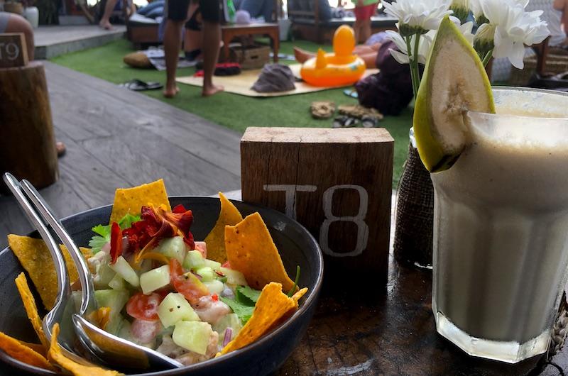Bali Canggu The Lawn Food