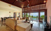 Hidden Hills Villas Villa Grande Living Area | Uluwatu, Bali