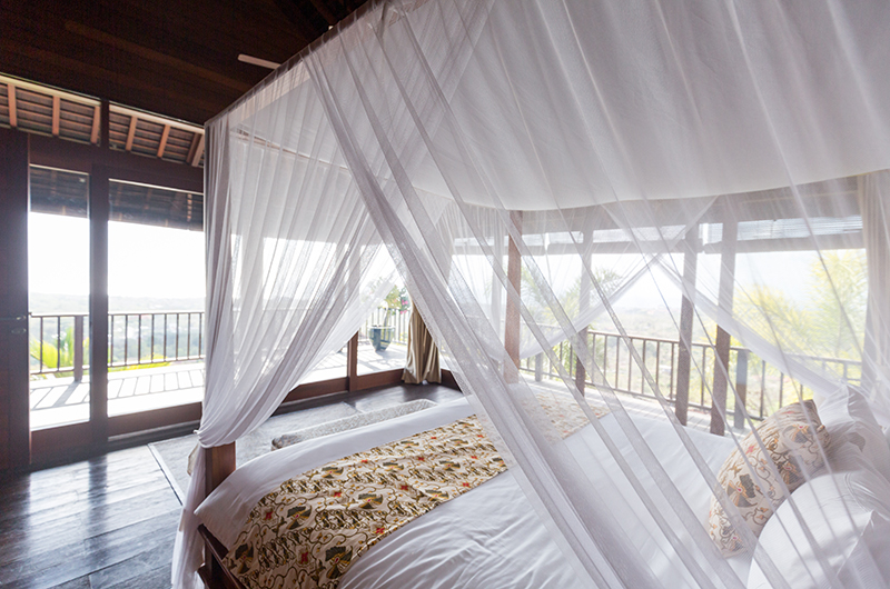 Hidden Hills Villas Villa Raja Bedroom with Balcony | Uluwatu, Bali