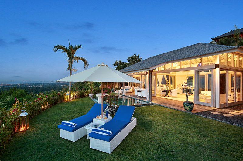Hidden Hills Villas Villa Santorini Sun Deck | Uluwatu, Bali