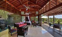 Hidden Hills Villas Villa Sanya Living Area | Uluwatu, Bali
