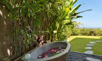 Hidden Hills Villas Villa Sekapa Outdoor Bathtub | Uluwatu, Bali