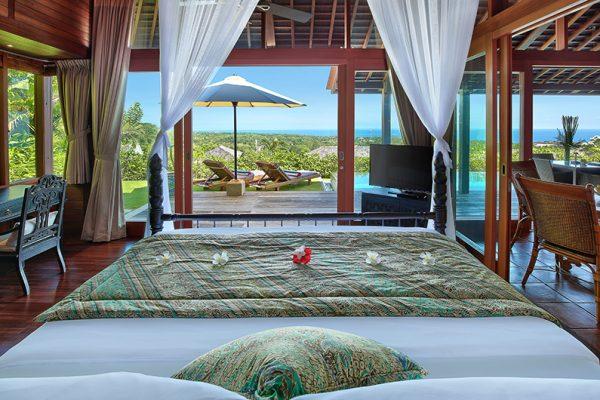 Hidden Hills Villas Villa Sekapa Bedroom | Uluwatu, Bali