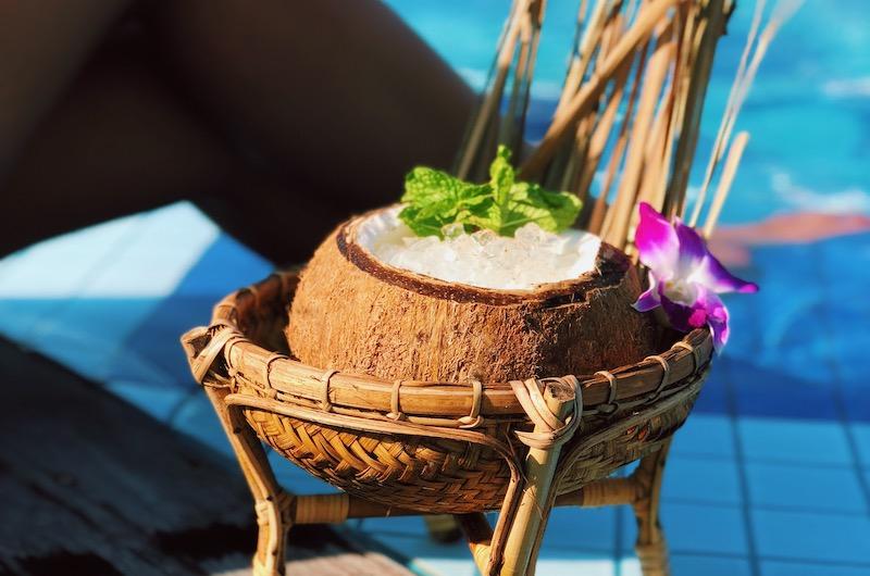 Bali Manarai Beach House Cocktail