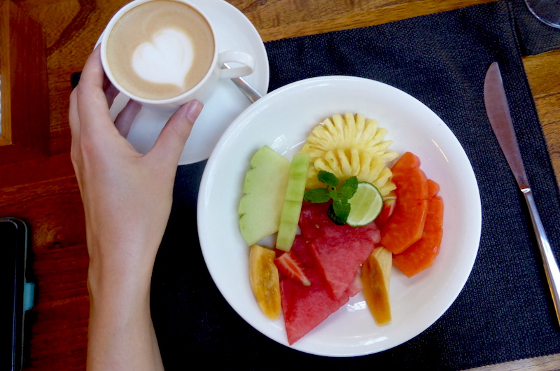 Bali The Santai Breakfast