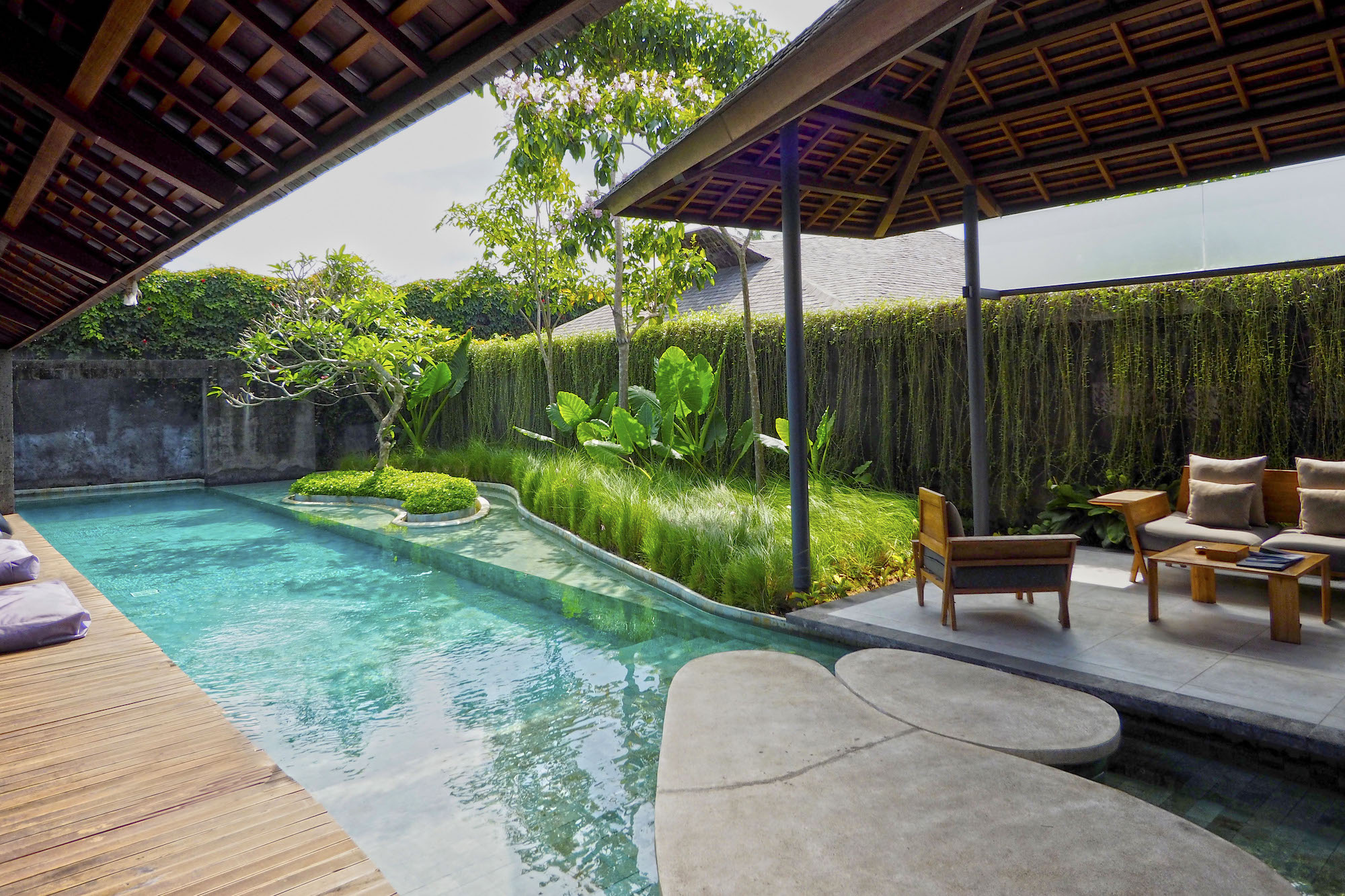 Relaxed Luxury at The Santai