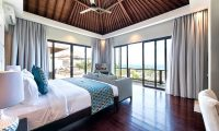 Villa Dewi Lanjar Bedroom with Ocean View | Ungasan, Bali