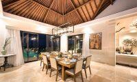 Villa Dewi Lanjar Dining Area | Ungasan, Bali