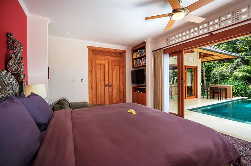 Villa Kembar Master Bedroom Side | Ubud, Bali