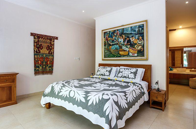 Villa Kembar Bedroom with Enclosed Bathroom | Ubud, Bali