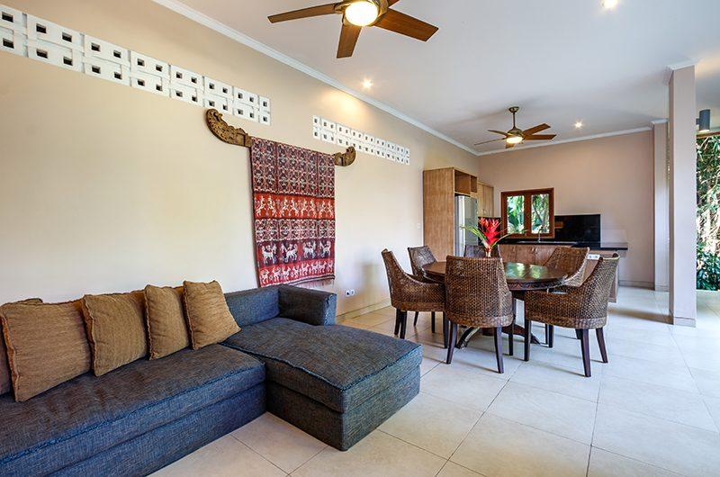 Villa Kembar Open Plan Living Area | Ubud, Bali