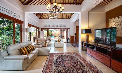 Villa Kembar Living Area | Ubud, Bali