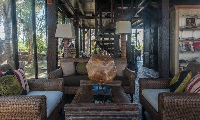 Villa Keong Living Area | Tabanan, Bali