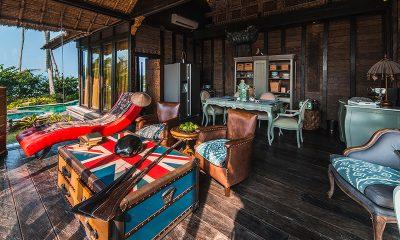 Villa Laut Living Area | Tabanan, Bali