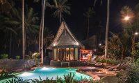 Villa Laut Night View | Tabanan, Bali