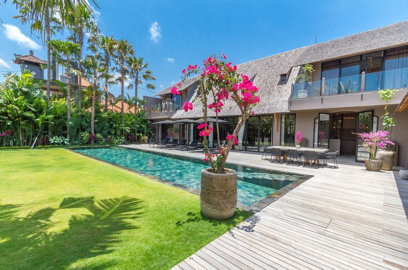 Villa Nehal Swimming Pool | Umalas, Bali