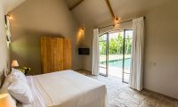 Villa Nehal Bedroom with Pool View | Umalas, Bali