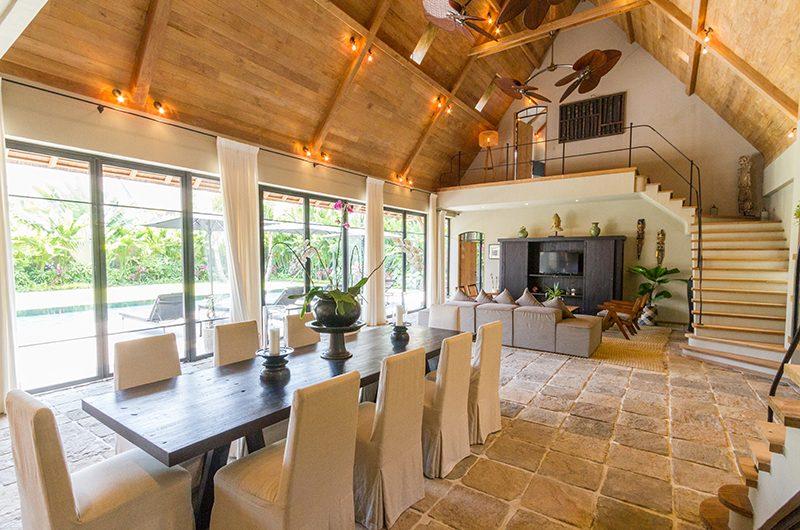 Villa Nehal Dining Area | Umalas, Bali