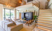 Villa Nehal Living Area | Umalas, Bali