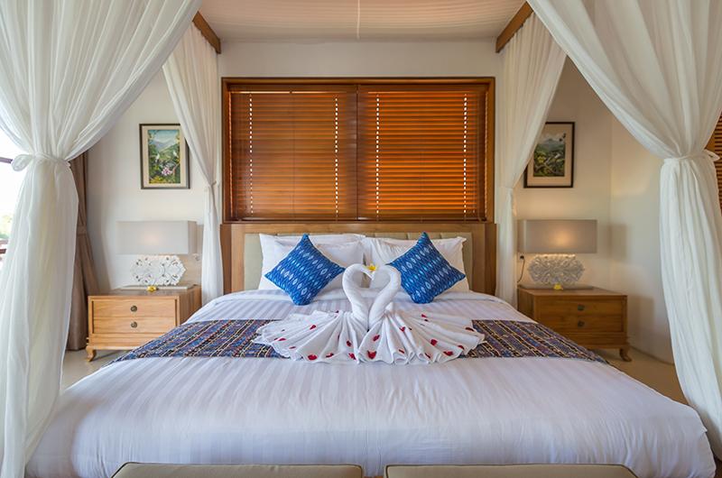 Villa Rusa Biru Bedroom Area   Canggu, Bali
