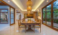 Villa Rusa Biru Dining Area   Canggu, Bali