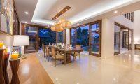 Villa Rusa Biru Dining Room   Canggu, Bali