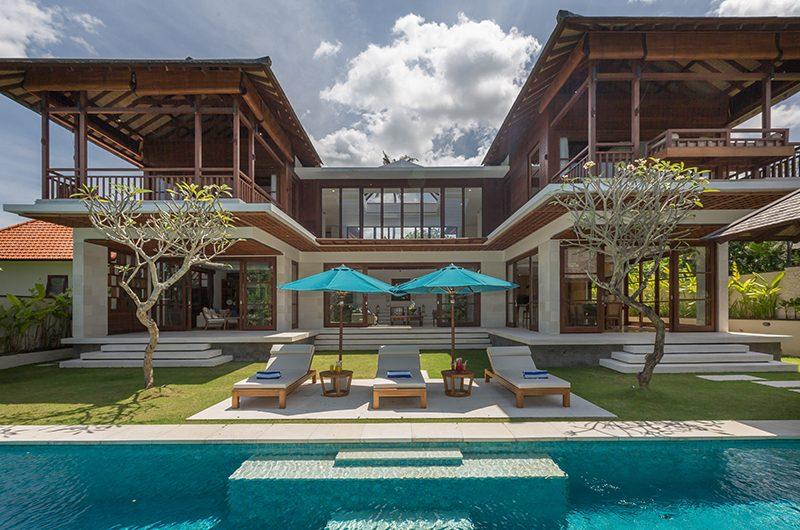 Villa Rusa Biru Pool Side | Canggu, Bali